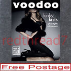 Voodoo Sexy New Angora Knit Leggings Tights Black Charcoal Warm Size Ave Tall X