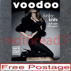 Voodoo Sexy New Angora Knit Tights Pantyhose Black Charcoal Warm Size Ave Tall X