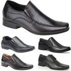 MENS SMART WEDDING SHOES ITALIAN FORMAL OFFICE CASUAL PARTY DRESS BOYS SHOE SIZE