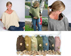 L'oved Baby BREASTFEEDING NURSING SHAWL Cover Up Super-Soft Ultra-Suede Loved