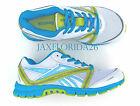 Reebok Kids Ultimatic Sneakers Shoes 3.5 Youth NEW White/Blue/Lime