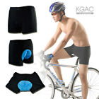 Bicycle Bike 3D Shorts Gel Padded Pants Underwear Sports Cycling Men Size M-XXXL