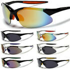 Men's Sport Outdoor Wrap Around Sunglasses Running Cycling Driving UV400 Glasses