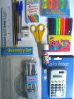 BACK TO SCHOOL STATIONERY - Everything your child needs for his/her pencil case