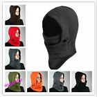 New Warm 6 In 1 Balaclava Hood Police Swat Ski Bike Wind Stopper Mask Hats