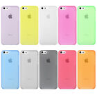 0.3mm Slim Thin Plastic Matte Case Cover Skin for Apple iPhone 5C Newest