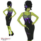 Halloween Fancy Dress # Pin Up Frankie Costume Size 8-18
