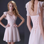 New Short Prom Party Dress Homecoming Gown Formal Cocktail Evening Dress Sz 2-16