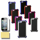 Case for Apple iPhone 5 S 5S Cover Pouch Skin Silicone Screen