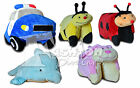 """NEW  PET KIDS ANIMAL SOFT CUDDLY TOY CUSHIONS 18"""" PILLOW"""