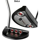 eMotion Electric Pull Push Golf Cart +Titleist Scotty Cameron Select GoLo Putter