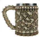 Gothic tankard goblet mug selection - Nemesis Now - goth horror skull dragon