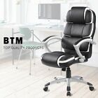 Luxury Office Chair PU Leather Swivel home Furniture Executive Computer Armchair