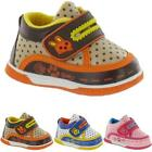 BOYS SKATE TRAINERS KIDS GIRLS INFANTS TODDLERS SHOES CASUAL BABIES SHOES SIZE