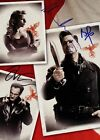 INGLORIOUS BASTERDS Brad Pitt SIGNED Autographed PHOTO Print POSTER Cast 002