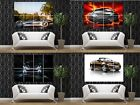 Classic car cars huge large giant poster photo print picture wall decals art
