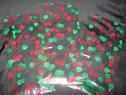 10 x Christmas Paws Cellophane / Cello Bags - small, medium, large or XL