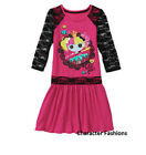 LALALOOPSY 4 5 6 6X 7 8 Girls DRESS Shirt Top Skirt Outfit Lace LALA-OOPSIES