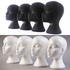 Polystyrene Female Mannequin Head Dummy Wig Stand Shop Display Hat Cap -----X-03
