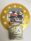 Kart 112  Link Gmax Chain & Sprocket Offer The Best Price - Rotax - TKM - Honda
