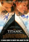 TITANIC Leonardo DiCaprio SIGNED Autographed PHOTO Print POSTER Kate Winslet 001