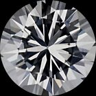NATURAL WHITE SAPPHIRE - ROUND - EAST AFRICA - TOP GRADE - LOOSE GEMSTONE
