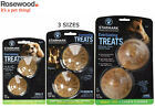 STARMARK EVERLASTING DOG PUPPY WHEAT FREE TREAT BALL REFILL SMALL MEDIUM LARGE