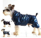New Dog Raincoat for Small dogs Clothes double-layer four-legged XS-XXL 6 sizes
