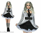 REDUCED** Ghostess Babe Beetle Juice Beetlegeuse Halloween Fancy Dress All Sizes