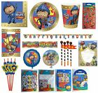 Colorer/Autolcollant MIKE THE KNIGHT Partyware & Jeux (Amscan) Mtk