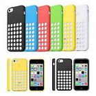 Slim Dotted Silicone Soft Protector Case Cover Shell Skin for Apple iPhone 5C