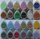 Tsukineko BRILLIANCE Dew Drop INK  PAD assorted colours - you choose