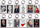 Anthony Stewart Head Keychain - 4 Different Designs To Choose From