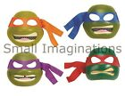 Deluxe Dress Up Mask - Teenage Mutant Ninja Turtles Costume - Shredder - Raphael