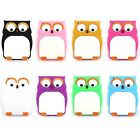 Silicone Soft Protective Skin Back Case Cover Owl Apple iPad Mini Black Friday