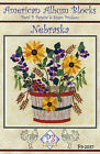 American Album by P3 Designs   Baltimore Applique Quilt Pattern    Choose State!