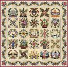 Внешний вид - American Album by P3 Designs ~ Baltimore Applique Quilt Pattern >> Choose State!