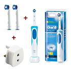 Oral B Vitality PC Rechargable Electric Toothbrush PACK For Kids & Adults