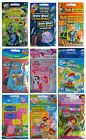 CHARACTER A4 PLAY PACKS (Colouring Book/Pad & Pencils) - Large Range