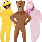 Rainbow Fancy Dress Costume - Official Zippy George Bungle 70s 80s 90s TV Outfit