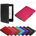 Ultra Slim Smart Magnetic Leather Case Cover for New Amazon Kindle Paperwhite 5