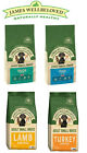 JAMES WELLBELOVED SMALL BREED ADULT COMPLETE DRY DOG FOOD HYPOALLERGENIC 1.5KG