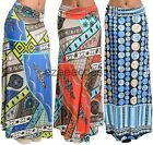 SeXy Women Skirt Long MaXi High Waisted Band Flare Stretchy Mermaid Fitted S,M,L