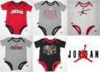 New! Air Jordan Infant Baby Boys One Piece Bodysuit 6-9 Months