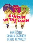 """SINGIN' IN THE RAIN "" GENE KELLY  Retro Movie Poster A1A2A3A4Sizes"