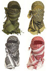 Mens Army Military Desert Tactical Head Wrap Combat Sun Hat Shemagh Neck Scarf