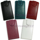 New high quality leather case for Alcatel One Touch Idol 6030D OT-6030D
