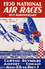 VINTAGE AVIATION print poster, large 4 sizes available, Airline 163