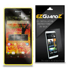 6X EZguardz LCD Screen Protector HD 6X For Sony Xperia Z1 Compact (Ultra Clear)