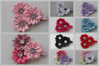 1 x Baby Girl Hair Clip Infant Toddler Girls Women Alligator Hairpin Daisy Flowe
